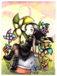 Pinwheels by Parororo