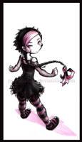Dancergirl3 by Parororo