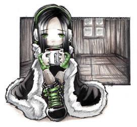 Cold Childhood by Parororo