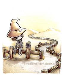 It's a long road... by Parororo