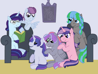 Family At Last by kindheart525