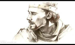 Henry V the King by kleineHerz