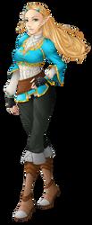 [C] Zelda for Hades by Purishira