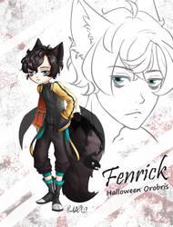 [P] Fenrick by Purishira