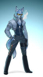 Marcus McCloud Concept by luigiix