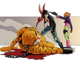 Deadly encounters by luigiix