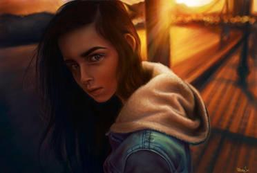 Angelica by ElenaSai