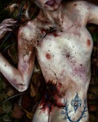 Angel by ElenaSai