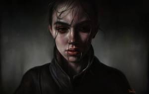samurai by ElenaSai