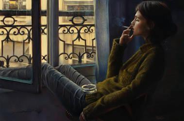 Jeune and jolie by ElenaSai
