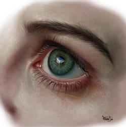 eye by ElenaSai