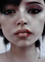geisha by ElenaSai