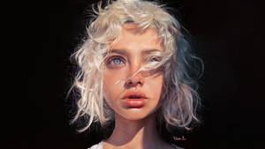 portrait by ElenaSai