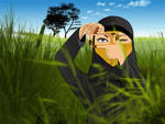 Safari Soraya by hotpinkscorpion