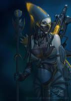 Cybergoth by hotpinkscorpion