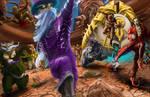Spoils - Guardforce Motivation upload  by hotpinkscorpion