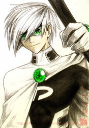 Danny Phantom Revolution manga by slifertheskydragon