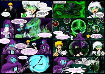 Danny Phantom Rebirth pg 17+18 by slifertheskydragon