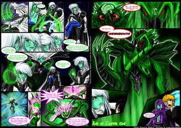 Danny Phantom Rebirth pg 23+24 by slifertheskydragon