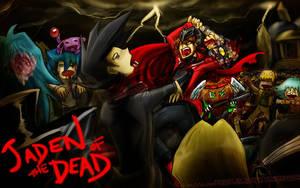 Yugioh GX Jaden of the Dead by slifertheskydragon