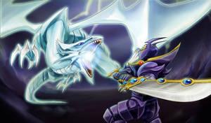 The Dragonslayer by slifertheskydragon