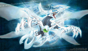 Shooting Quasar Dragon by slifertheskydragon