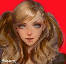 ANN WIP 2 by SOZOMAIKA