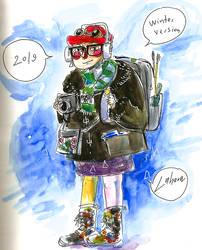 2009 wynter ID by Lahara