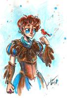 Birdboy by Lahara