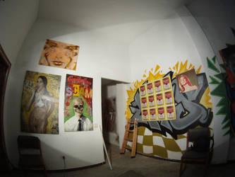 Studio panorama by jois85