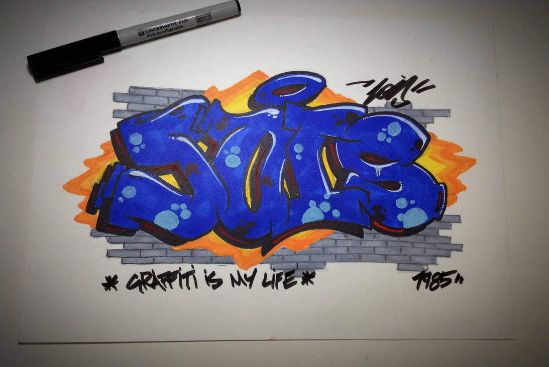 Blue Jois by jois85