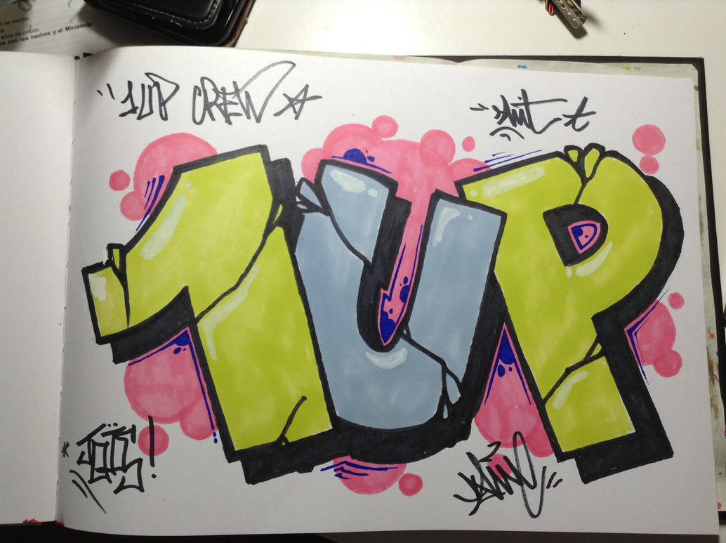 1UP tribute by jois85