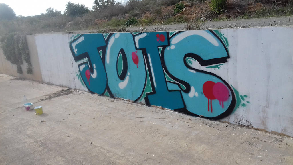 Big Blue Jois by jois85