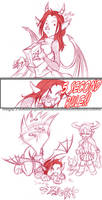ABR 10: Page Three by ShadowPhoenixStudios