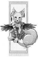 Swift Fox Angel by ShadowPhoenixStudios