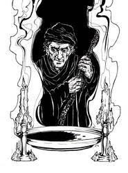 Wizard by Meisiluosi