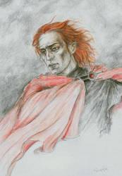 Feanorians - Maedhros sketch by Meisiluosi