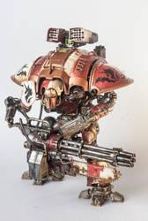 Knight Warden by HobbyV