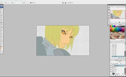 Desktop W.I.P by Ravmaster