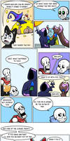 Undertale Green Chapter 3 Page 14 by FlamingReaperComic