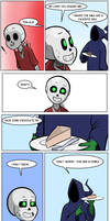 Undertale Green Chapter 3 Page 17 by FlamingReaperComic