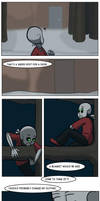 Undertale Green Chapter 3 Page 21 by FlamingReaperComic