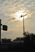 Sun lamp by frolka