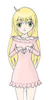 Nagi Heart sketch by frolka