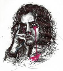 Mr. Jim McKenzie by CyanBerryy