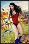 Wonder Woman by jakiblue