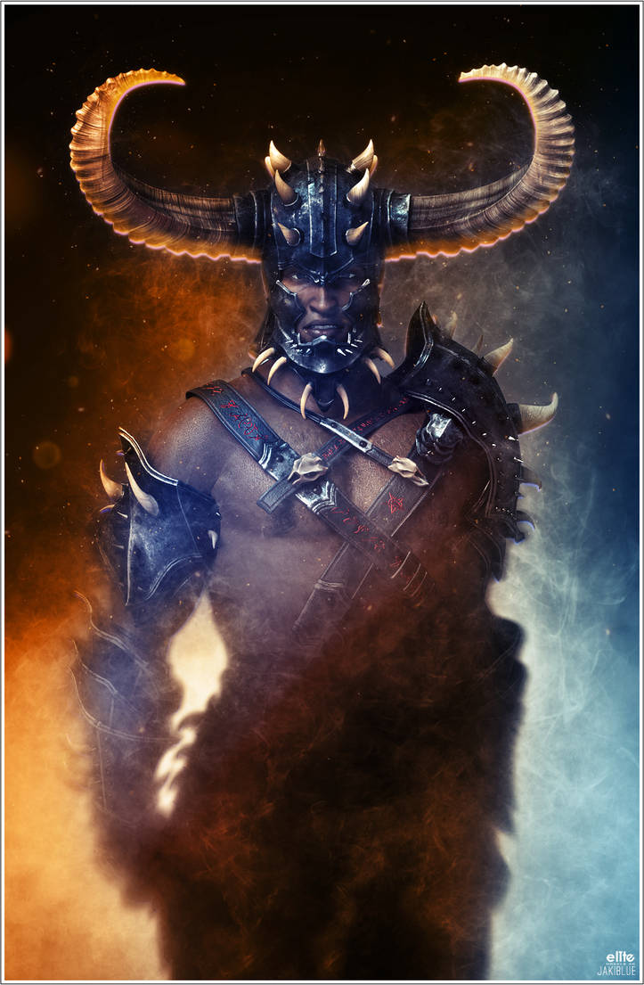 Demon Lord by jakiblue