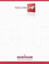 Letterhead For CHF by luissecaida