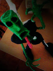 Hambre Zombie 3 by Serpientealada