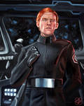 Armitage Hux by TheDaileyDoodle